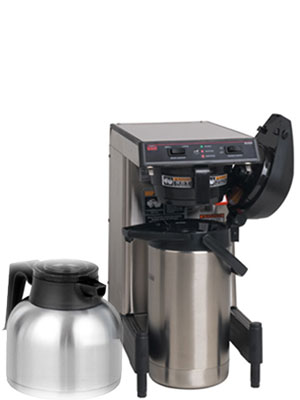 Low-profile-wave-brewer
